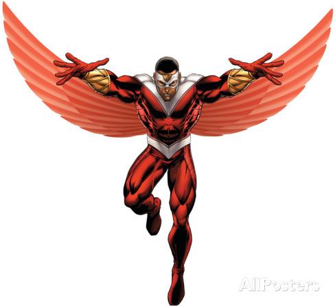 falcon-marvel-avengers-assemble-lifesize-standup-poster