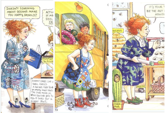 frizzle 2