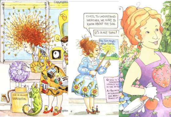 Frizzle 3