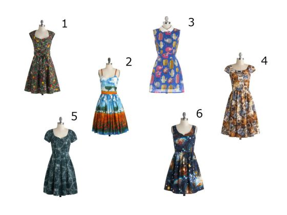 Frizzle Dresses