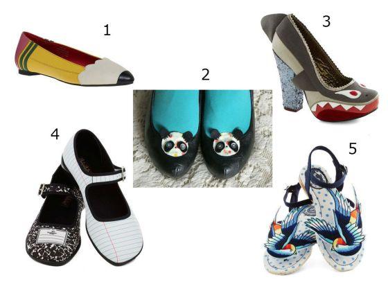 frizzle shoes