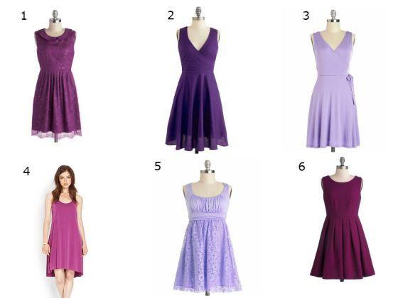 LSP dresses