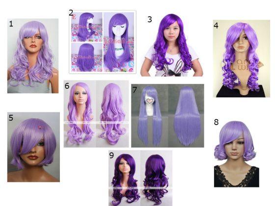 LSP Wigs